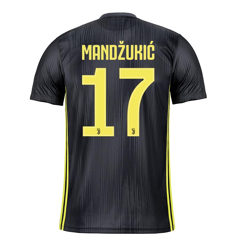 Juventus Third Jersey 2018 2019  New 3rd Jersey - Juventus Official ... 10317aba7