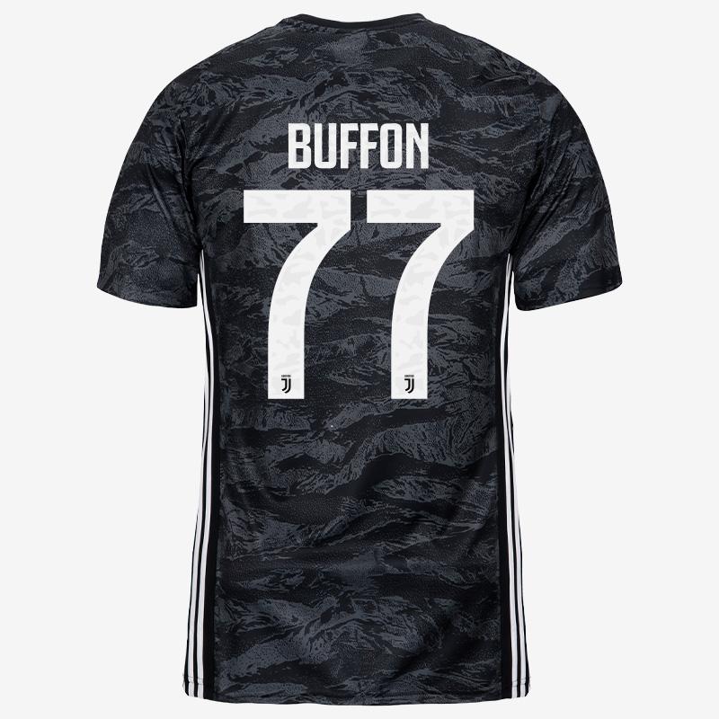 premium selection e2c35 eebdf juventus goalkeeper jersey