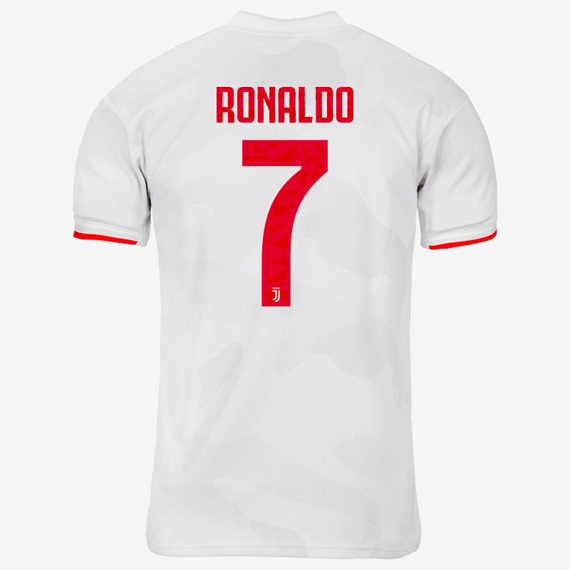 Juventus Away Jersey 2019/2020: Second Kit adidas - Juventus ...