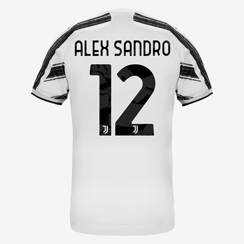 Juventus Authentic Jersey 2020/2021: Home Kit adidas - Juventus ...