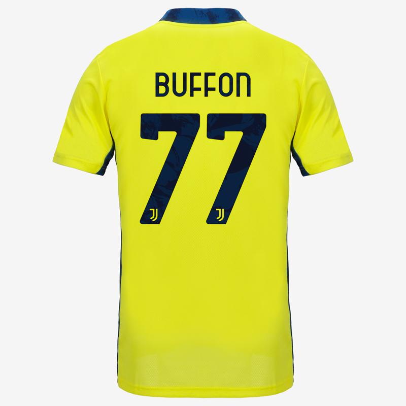 Juventus Goalkeeper Jersey 2020/2021 - Juventus Official Online Store