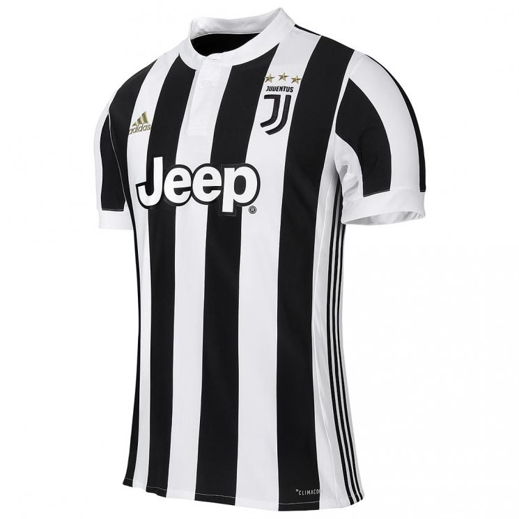 sports shoes 281ea c5e52 JUVENTUS HOME JERSEY 2017/18