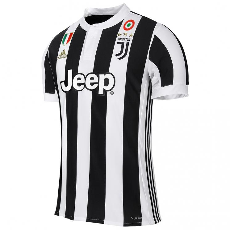 sports shoes c1b8a fe7ce JUVENTUS HOME JERSEY 2017/18