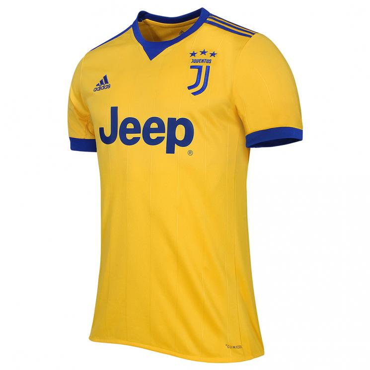 premium selection 9717c 70d99 JUVENTUS AWAY JERSEY 2017/18