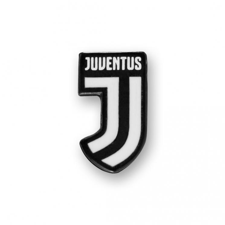 juventus logo pin juventus official online store. Black Bedroom Furniture Sets. Home Design Ideas
