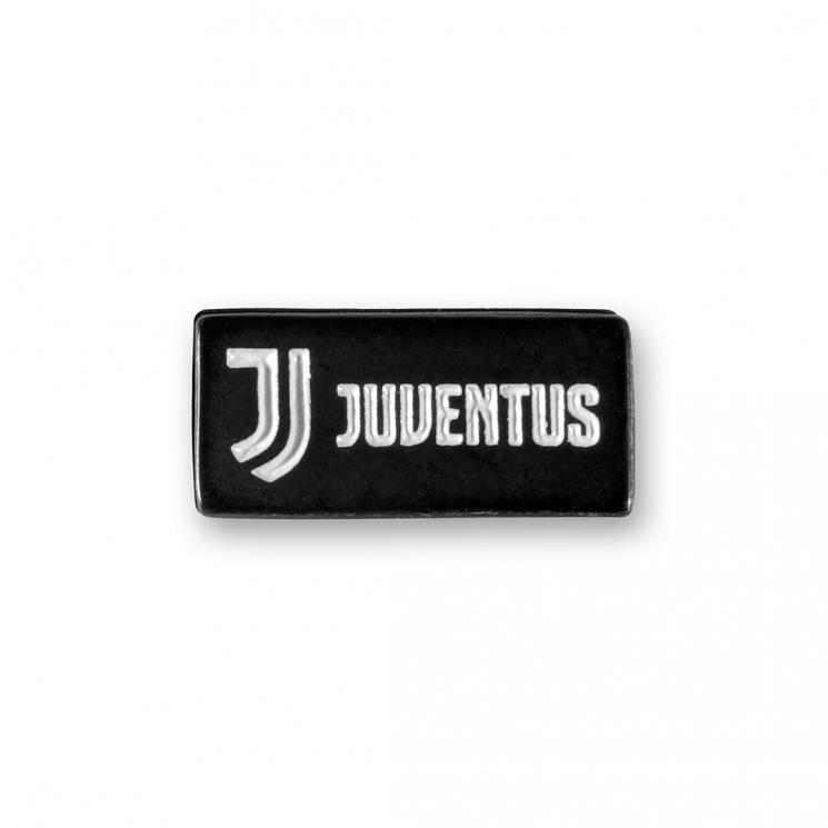 122a90cfb88 JUVENTUS BLACK LOGO PIN - Juventus Official Online Store