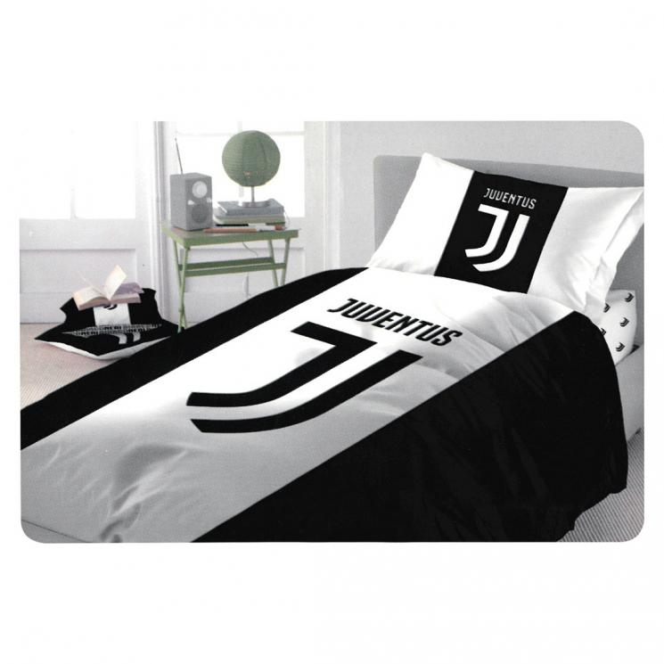 Juventus Logo Bedroom Single Set Juventus Official Online Store