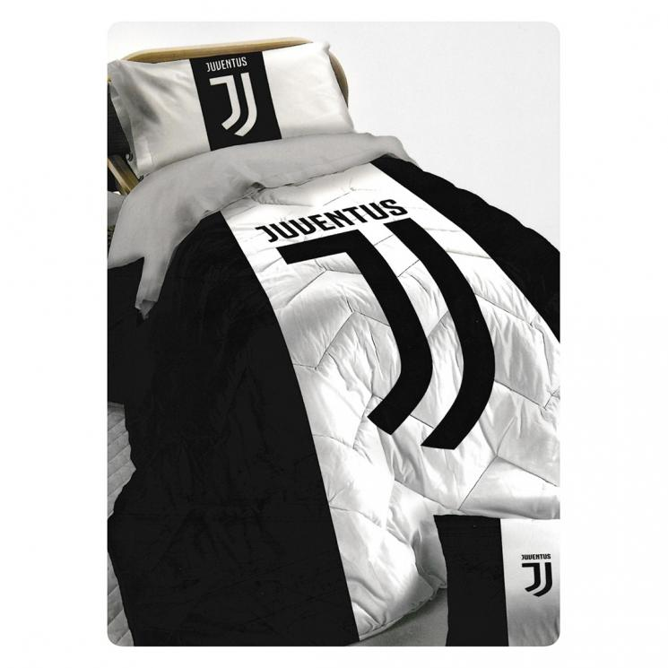 Juventus Logo Single Quilt Juventus Official Online Store