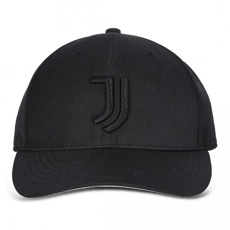JUVENTUS BLACK 3D LOGO CAP - Juventus Official Online Store 142f82c444a4