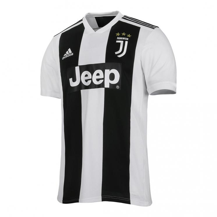 96845311cd5 Juventus Kid Jersey 2018 2019  Home Kits adidas - Juventus Official ...
