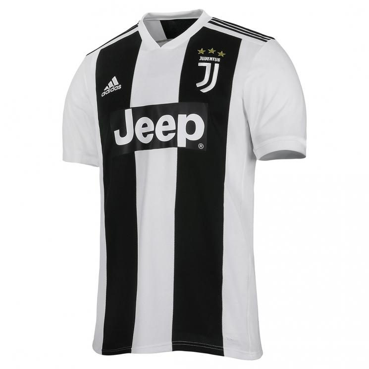 New Juventus Jersey 2018 2019  Home Kit adidas - Juventus Official ... 94b64017cc8d5