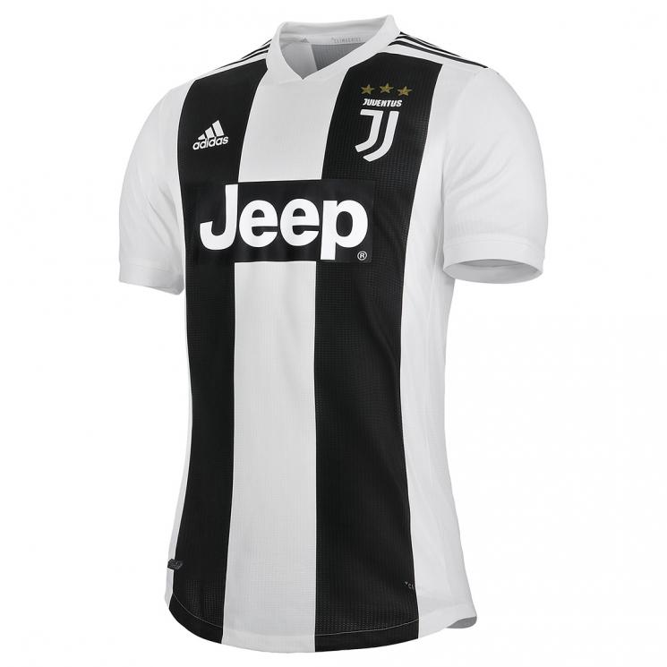 reputable site dfbe1 db835 JUVENTUS HOME AUTHENTIC JERSEY 2018/19