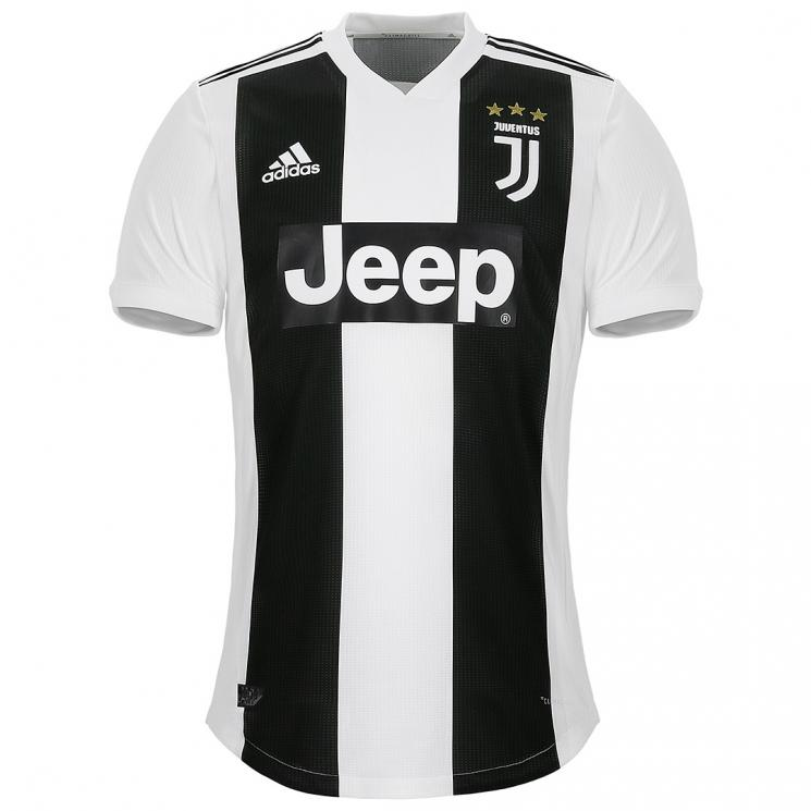 reputable site e1b0f d7c35 JUVENTUS HOME AUTHENTIC JERSEY 2018/19