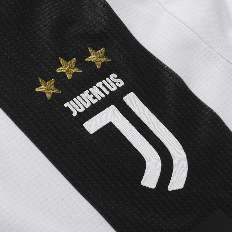958e7bbb0 Juventus Autenthic Jersey 2018 2019  Home Kit adidas - Juventus ...