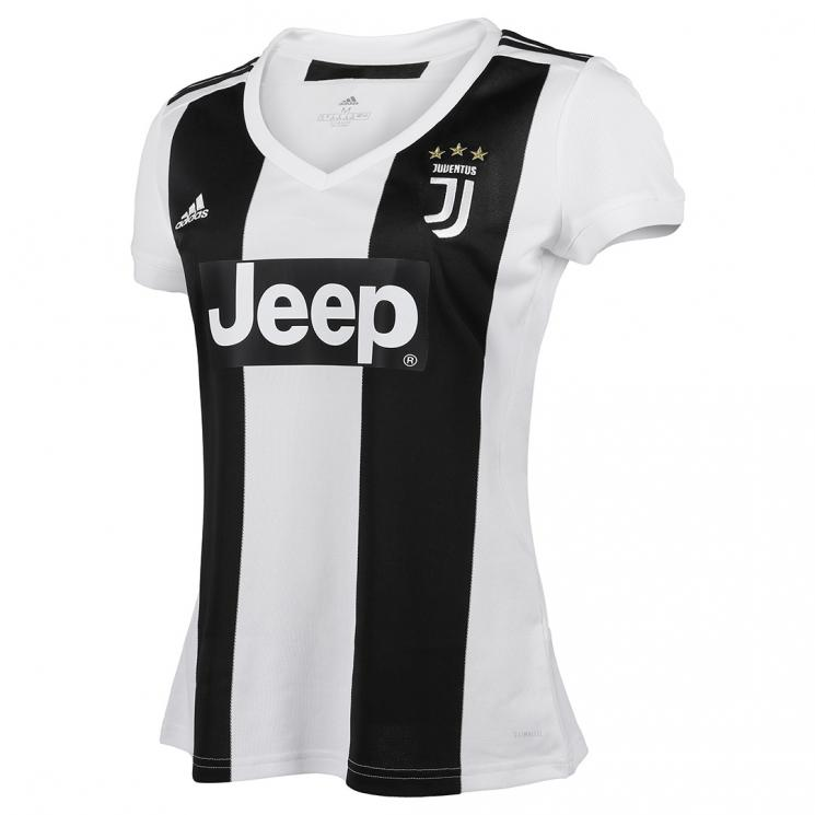 super popular 98d1b 9b41e JUVENTUS HOME JERSEY 2018/19 - WOMAN