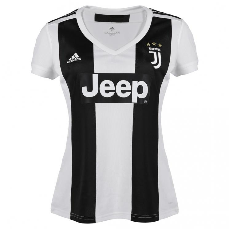 super popular 71796 15e7d JUVENTUS HOME JERSEY 2018/19 - WOMAN