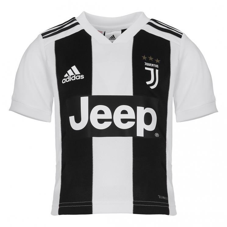 Juventus Kit 2018-2019 Kids Juve 6-7 Year Old Ronaldo
