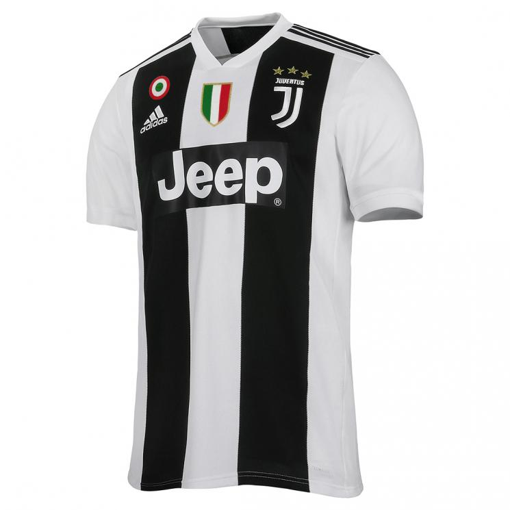 2ae7ce86ddc3 New Juventus Jersey 2018 2019  Home Kit adidas - Juventus Official ...