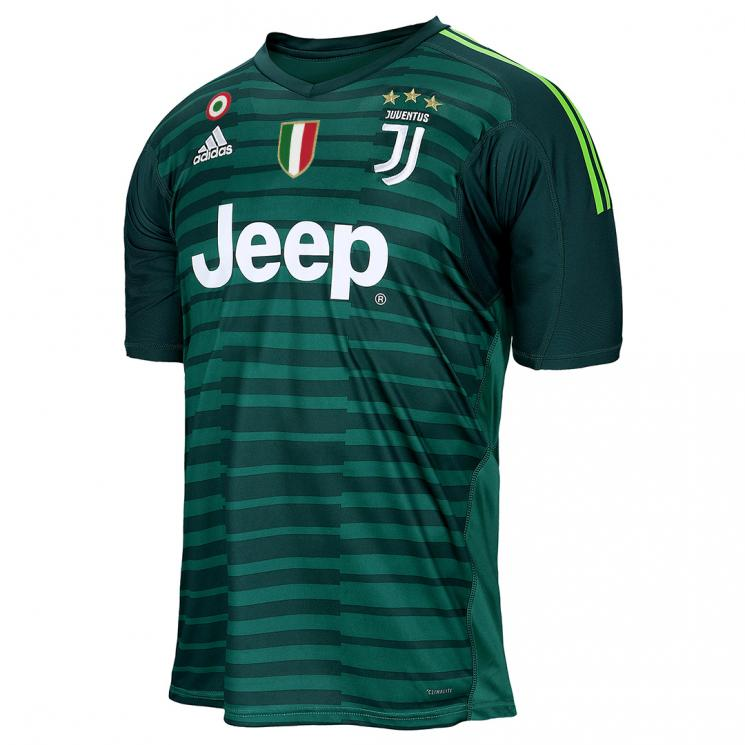 e9bceb16c04 Juventus Goalkeeper Jersey 2018-2019 from the Club s Official Store ...