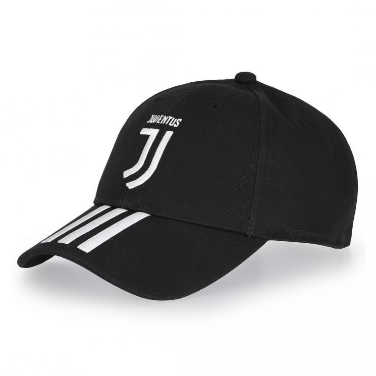 65f45d72045e6 JUVENTUS HOME 3 STRIPES CAP 2018 19 - Juventus Official Online Store