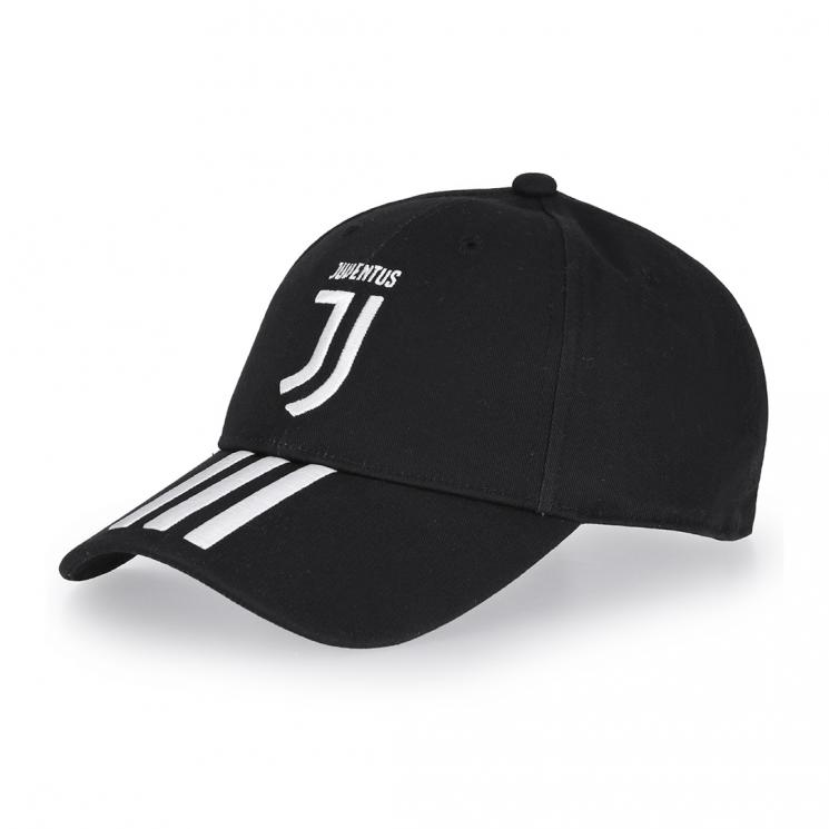 JUVENTUS HOME 3 STRIPES CAP 2018 19 - KIDS - Juventus Official ... 9e3e31dc500a