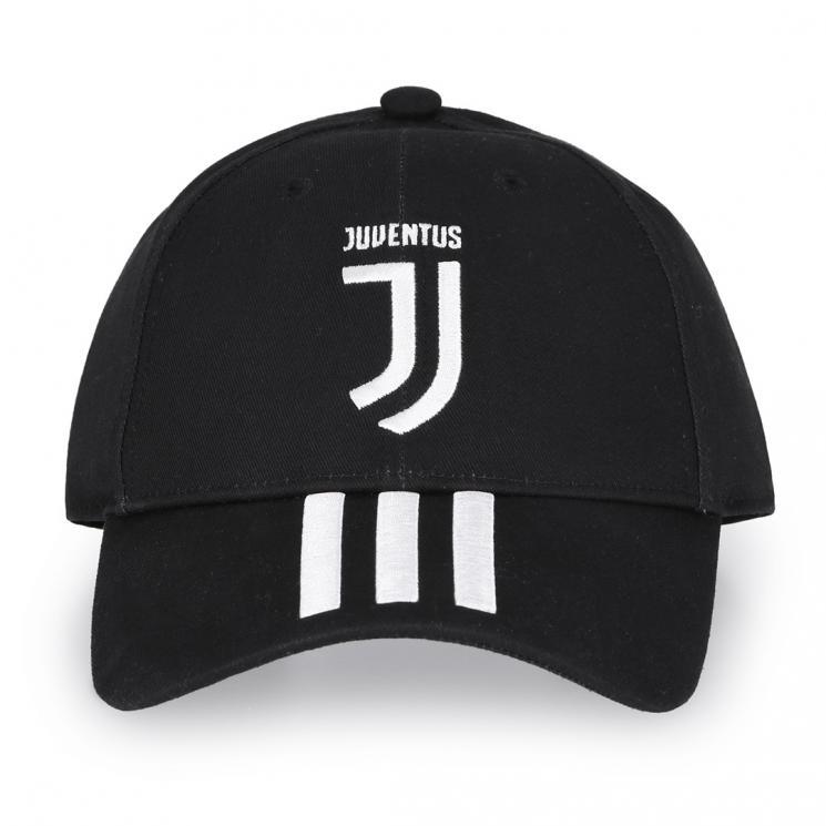 bd16d7db57 JUVENTUS HOME 3 STRIPES CAP 2018 19 - KIDS - Juventus Official ...