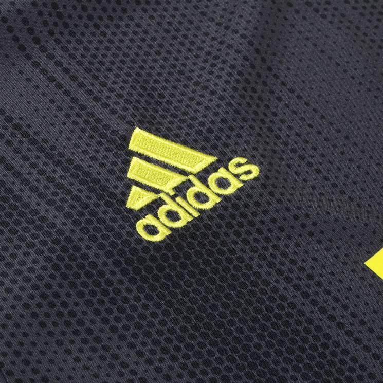 adidas Youth Juventus Third Jersey 1819 (Parley for the