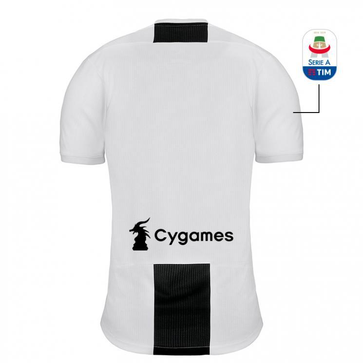 369e7709f Juventus Autenthic Jersey 2018 2019  Home Kit adidas - Juventus ...