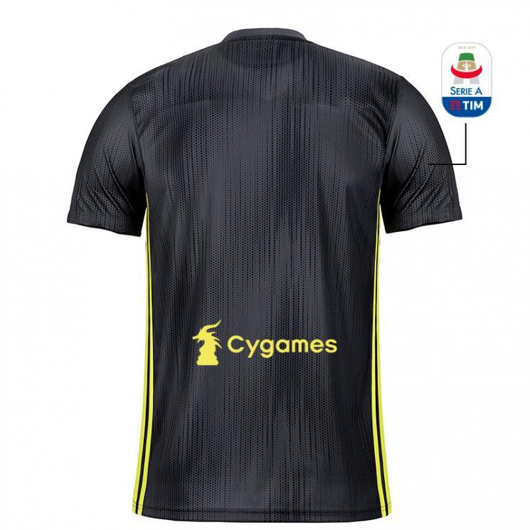 7381f7acb75 Juventus Third Jersey 2018 2019  New 3rd Jersey - Juventus Official ...