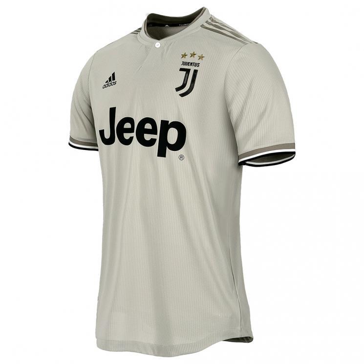 JUVENTUS AWAY AUTHENTIC JERSEY 2018 19 - Juventus Official Online Store 02445c89d