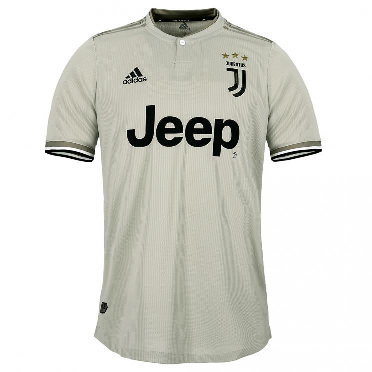 JUVENTUS AWAY AUTHENTIC JERSEY 2018 19 - Juventus Official Online Store 47c7f046d