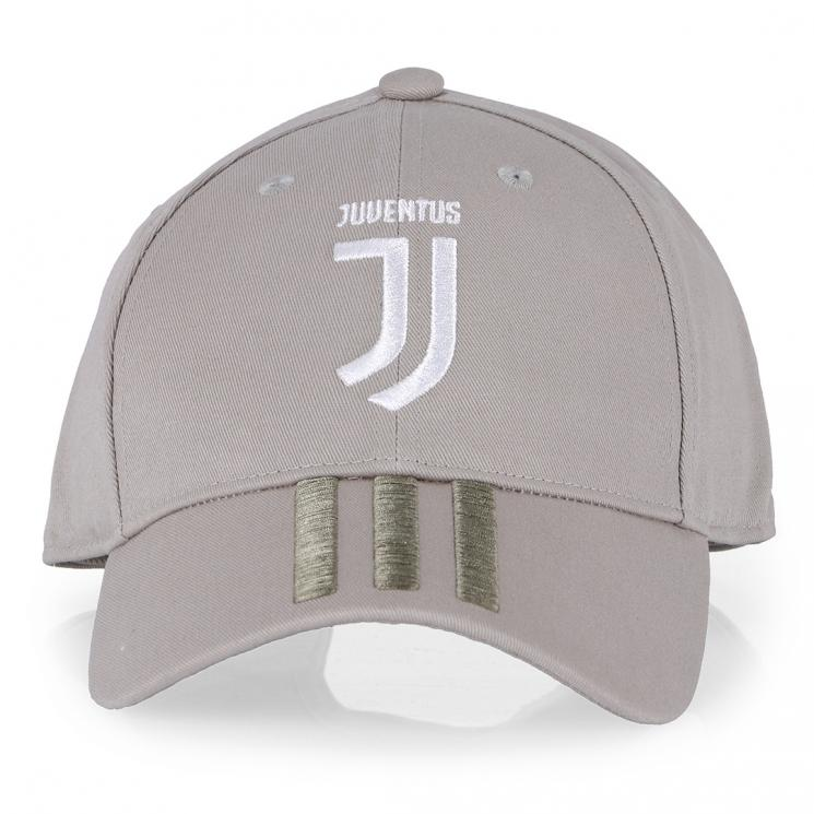 b75eba98d8708 JUVENTUS AWAY 3 STRIPES CAP 2018/19 - Juventus Official Online Store