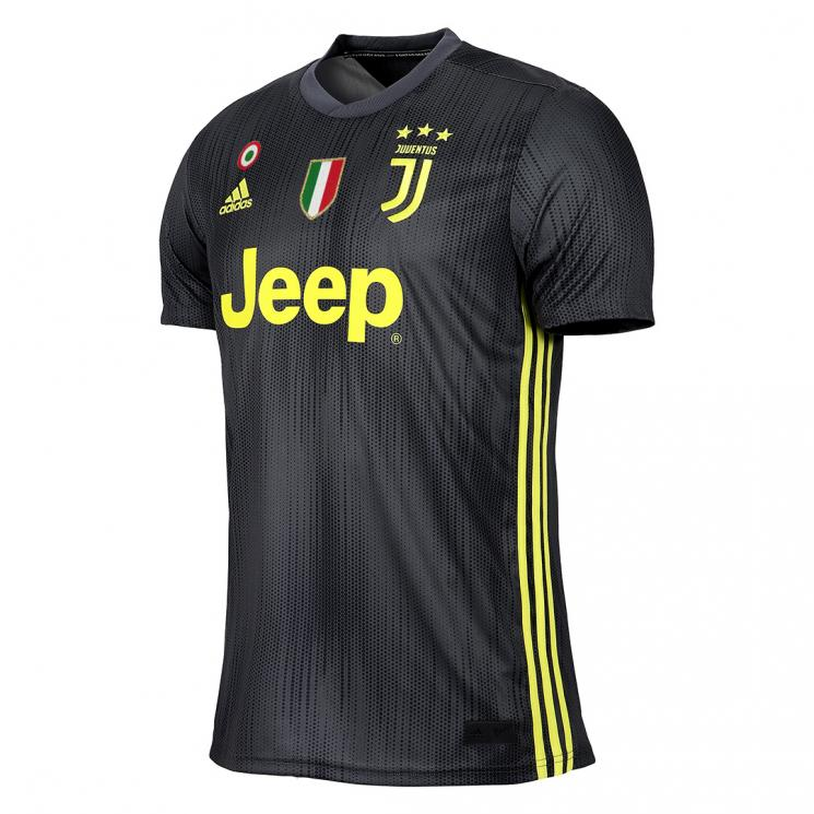 the latest 18564 336a1 JUVENTUS SS THIRD JERSEY 2018/19 - KIDS