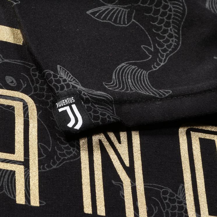 nuova forza Uomo bambini JUVENTUS DYBALA Ronaldo Forza Juve t-shirt maglione cotone