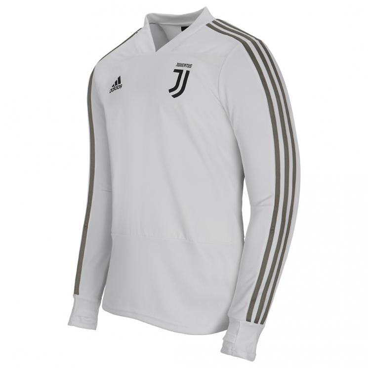 b45bab7e2 JUVENTUS WHITE TRAINING TOP 2018/19 - Juventus Official Online Store