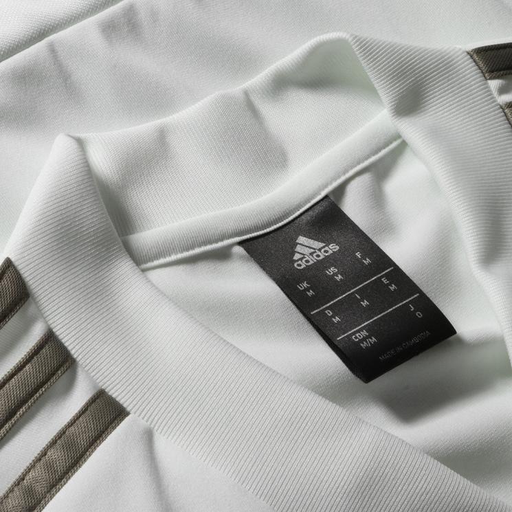 b38261fd0 JUVENTUS WHITE TRAINING TOP 2018 19 - Juventus Official Online Store