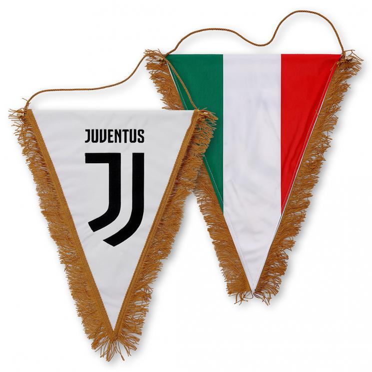 Gagliardetto Juventus Triangolare