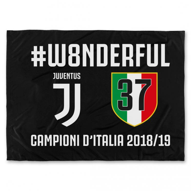 Juventus Celebrative Flag Juventus Official Online Store
