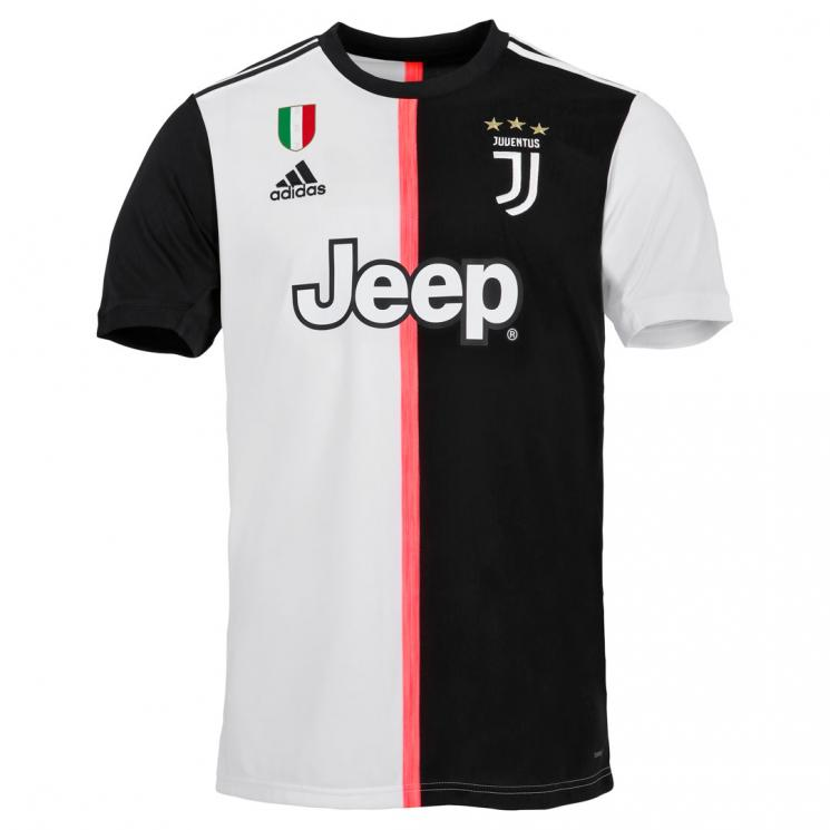 the latest d268d 1e929 JUVENTUS HOME JERSEY 2019/20