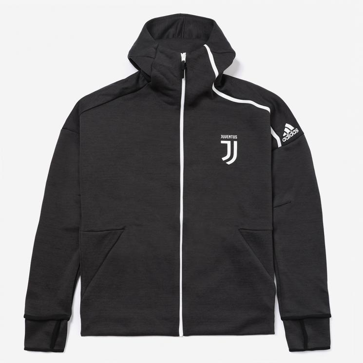 adidas Juventus ZNE HD 2019 2020 Sweatshirt