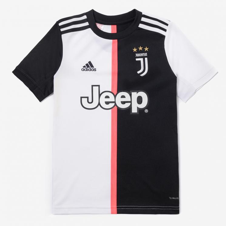 new style 947fb 35cc0 JUVENTUS HOME JERSEY 2019/20 - KIDS