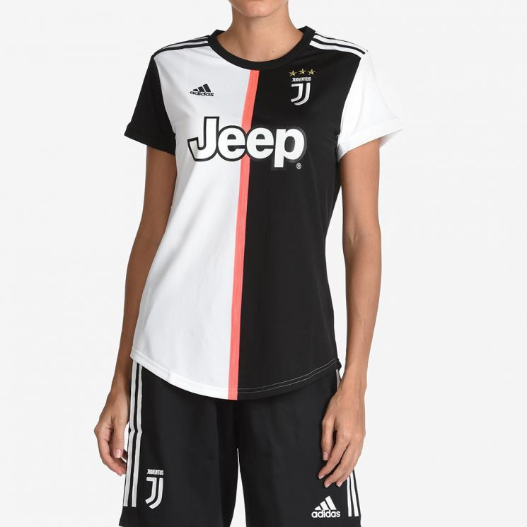 save off 8d651 cf7c1 JUVENTUS HOME JERSEY 2019/20 - WOMAN
