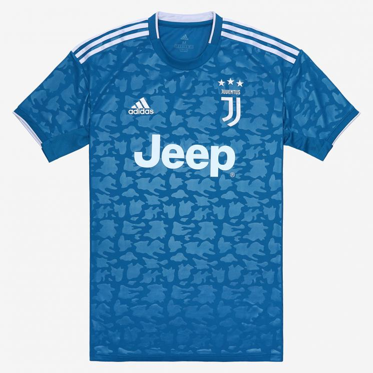 huge selection of 52f86 acd58 JUVENTUS THIRD JERSEY 2019/20