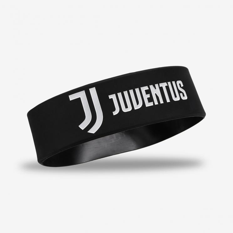 juventus white logo bracelet juventus official online store juventus white logo bracelet
