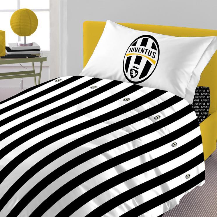Juventus completo letto 1 piazza e mezza juventus - Completo letto 1 piazza e mezza ...