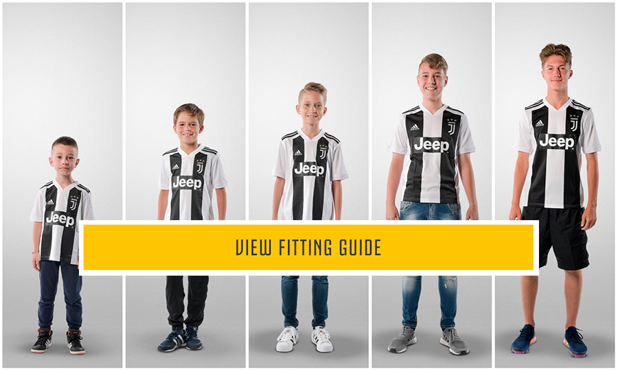check out af113 5070f Juventus Kid Jersey 2018/2019: Home Kits adidas - Juventus ...