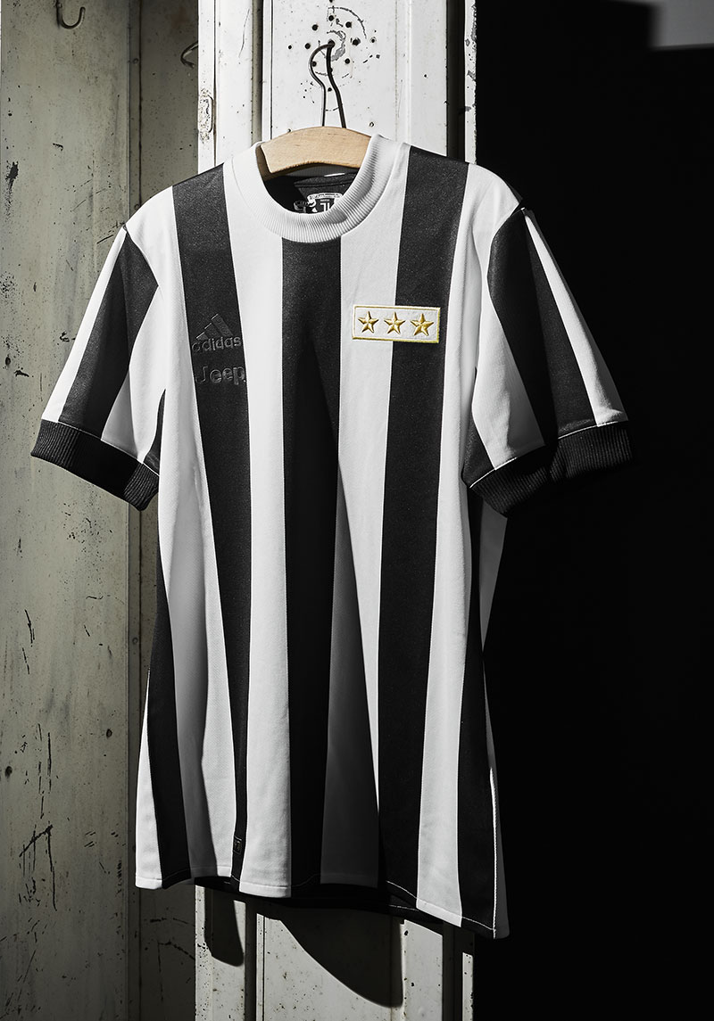 best service 32017 bde5f Juventus 120 Anniversary Jersey - Juventus Official Online Store