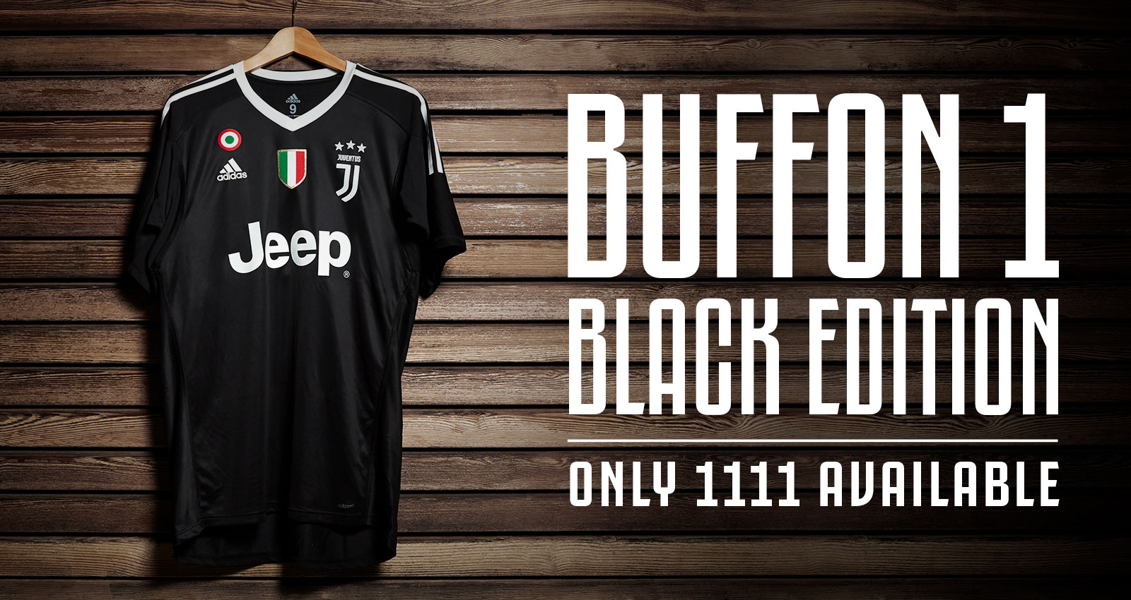 size 40 f86be fd56f Juventus Buffon celebrative promo Jersey - Juventus Official ...