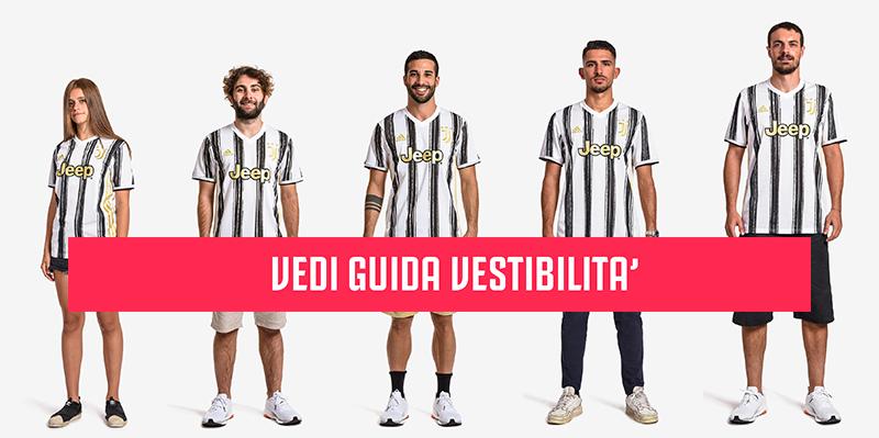 Maglia Juventus 20/21: Nuova Maglia Ufficiale - Juventus Official ...